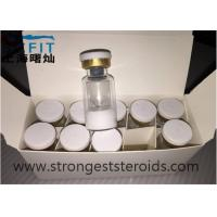 Buy cheap CJC -1295 Human Growth Peptides , Freeze-Dried Powder CJC 1295 Muscle Enhance from Wholesalers