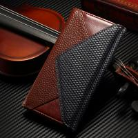 Quality Envelope Design Iphone 7 Leather Wallet Case 4.7 Inch With Soft TPU Case Inside for sale
