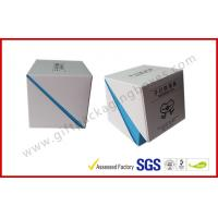 Buy cheap Foldable Card Board Packaging , Tea Bag Coffee Bag Paper Box  With Spot UV from Wholesalers