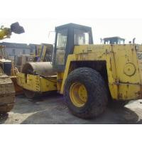 China Auto Gear Second Hand Road Roller , Bomag Bw217d Pneumatic Roller Compactor on sale