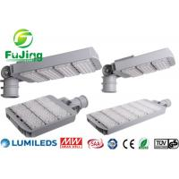 Quality High Lumen LED Parking Lot Pole Lights 150watt 120lm / W Multi - Purpose UV Resisted for sale