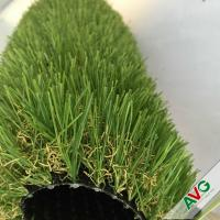 Quality Wall Decoration DIY Outdoor Artificial Grass PP+ SBR Latex Backing 6800 Dtex for sale