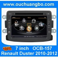 China Ouchuangbo DVD multimedia autoradio Navigator S100 Renault Duster 2010-2012 with MP3 BT on sale