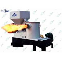 Quality Compact Structure Biomass Industrial Wood Burner For Organic Spray Drying Equipments for sale