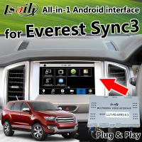 Buy cheap Multimedia Video Interface / Android Auto Interface Work on Ford Everst Sync3 from wholesalers