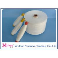 Quality Sewing  Material 100% Spun Polyester Yarn Ring Spun and TFO Type , Multi Color for sale