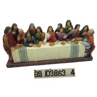 China Cheap christianity Jesus the last supper jesus statue for sale on sale