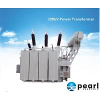 Quality 33 ~ 220kV,  Oil Immersed Power Transformer,  CE KEMA Certification for sale