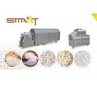 Quality Electric Automatic Puffed Rice Making Machine 50kg/Hr Stainless Steel Made for sale