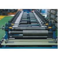 Quality 18 Forming Stations Automatic Double Layer Roll Forming Machine With PLC Control for sale