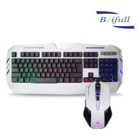 China Professional USB Wired pc keyboard and mouse from Shenzhen manufacturer professional pc keyboard Product Description on sale