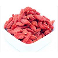 Quality Raw Material Dried Fruit Snacks , Organic Dried Fruit Goji Berrie For Health Care Tea for sale