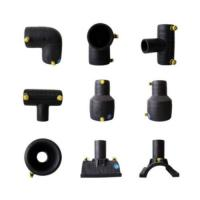 China Pe Pipe Fittings, Hdpe Pipe Fittings on sale