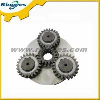 Buy cheap Excavator reduction gearbox, Daewoo DH200-3 1st level swing planetary carrier assembly from Wholesalers