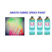 China Colorful White Black Silver Fabric Paint Spray for Textile DIY T Shirt Use Eco - friendly on sale
