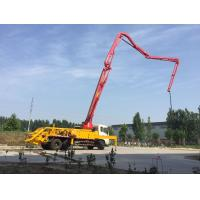 Quality 37m Concrete Pump Truck cost-effective Special Purpose Trucks pumping liquid concrete for sale