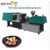 Quality SS Material Dog Food Automatic Injection Moulding Machine Highly Performance for sale