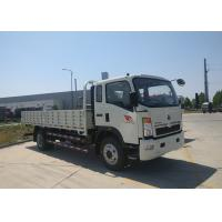 5 Ton Load Small Commercial Trucks4x2 Driving Type 3360mm Wheel Base