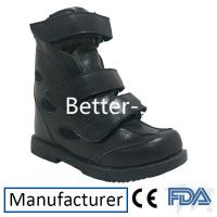 Better-Step Comfortable Leather Kids Orthopedic Shoes,fully adaptable,full grain leather,soft lining