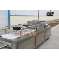 Quality Custom Voltage Cereal Bar Forming Machine / Granola Bar Machine SS 304 Made for sale