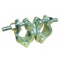China Scaffolding drop forged swivel clamp American type on sale