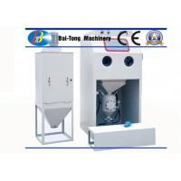 Quality SS Casting 9080P-BS Industrial Sandblaster , Sand Blast Cabinet Easy Operated for sale