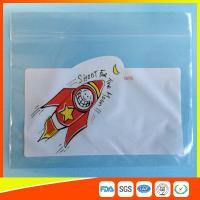 Buy cheap Multi Color PE Custom Printed Ziplock Bags Resealable For Grocery Packing from Wholesalers