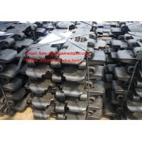 Quality Track Plate For Kobelco Crawler Crane P&H345 for sale