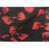Lovely Woven Technics Tweed Wool Fabric For Dressmaking F21012