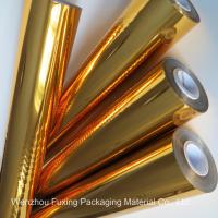Quality Gold Silver Hot stamping foil for sale