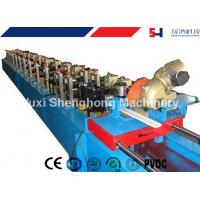Quality 72mm roll up shutter door Sheet Metal Roll Forming Machines Wuxi Shenghong machinery for sale