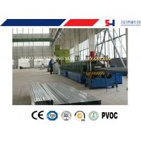 Quality 0.8-1.6 Mm Thickness High Durability Deck sheet Roll Forming Machine for sale