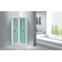 Quality Free Standing Quadrant Shower Cubicles With Transparent Tempered Glass Fixed Panel for sale