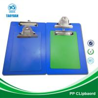 Quality Plastic file folder with fastener for sale