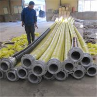 Quality Weather Resistant Oil Suction And Discharge Hose For Onshore And Offshore Dock for sale