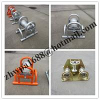 Quality Cable roller Manhole Quadrant Roller,Duct Entry Rollers and Cable Duct Protection for sale