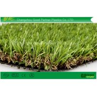 Buy 30mm 9900dtex Garden Artificial Grass , 3 / 8 inch Artificial Grass Carpet at wholesale prices