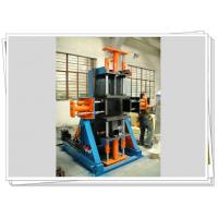 Quality Tilt Hydraulic Driven Gravity Casting Machine High Precision Easy Operation for sale