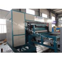 China Easy Operation Egg Box Machine , Paper Carton Making Machine 0.8-1% Frequency on sale