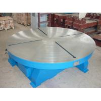 Quality 1.5Kw Movable Horizontal Vertical Rotary Table For Motorcycle Industry for sale