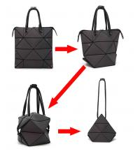 Quality WHOlSALES--Geometric Bags and Purses For Women, Luminous Flash Shard Lattice Fashion Totes Shoulder Handbags for sale