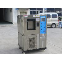 Quality CE Mark -20~150C Temperature Humidity Chamber 80 Liter 400X500X400MM for sale