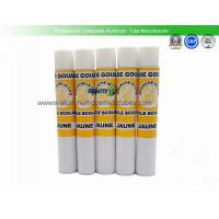 Quality High Standard Aluminum Paint Tubes 10ml Pigment Packaging 85mm Length Eco Friendly for sale