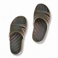 Quality Natural Rubber Slippers, Suitable for Man for sale