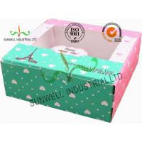 Quality Cardboard Christmas Gift Packaging Boxes , Candy / Chocolate Packaging Boxes for sale
