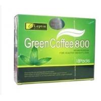 China Leptin Green Coffee 800 Bean Extract  For Healthy Weight Loss Dieting Drink on sale