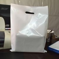 Quality OEM Accepted Stand Up Plastic Die Cut Bags Pressure Resistance for sale