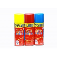 Buy cheap MSDS Approved Colored Snow Spray Party String Favor Colorful String from wholesalers