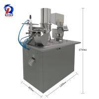 China 380V/50Hz Semi Automatic Capsule Filling Machine With Capsule Sowing Protection Device on sale