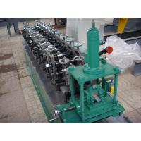 China PLC control system wall angle channel roll forming making machine forming speed 20m per minute on sale